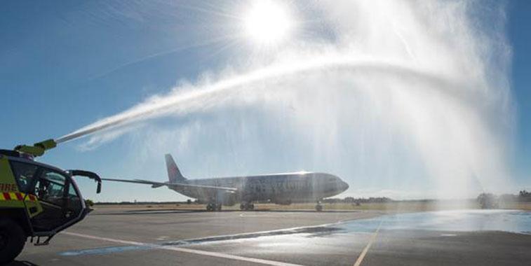 China Airlines Taipei Taoyuan to Christchurch