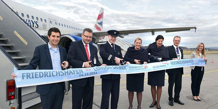 Friedrichshafen British Airways