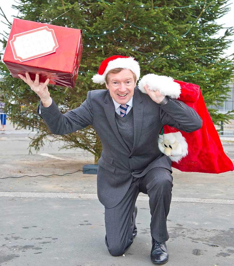 Leeds Bradford Airport  Christmas