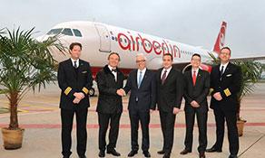 airberlin starts Stuttgart to Abu Dhabi service