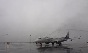 Aeromexico starts third JFK route