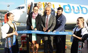 flydubai adds European trio to its network