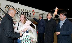 Volotea starts Santander services from Venice