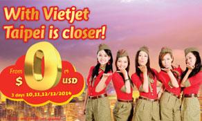VietJetAir starts its third international destination from Ho Chi Minh