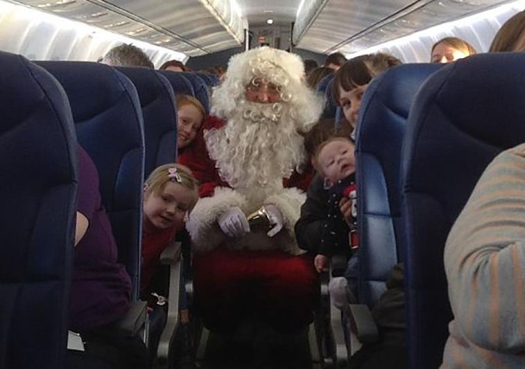 Santa Claus Southend