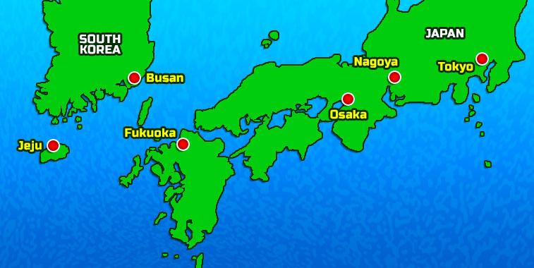 Fukuoka Airport reverses traffic decline thanks to LCCs