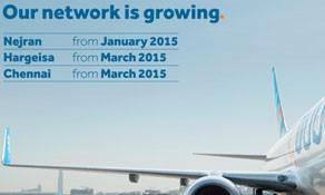 flydubai starts services to Nejran in Saudi Arabia
