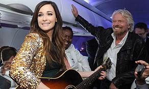 Virgin America's traffic grows by 2.8% in 2014; San Francisco-Los Angeles is top route