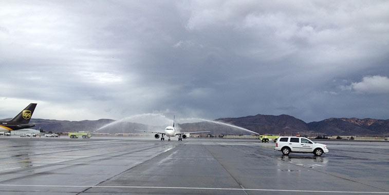 Volaris Guadalajara to Reno
