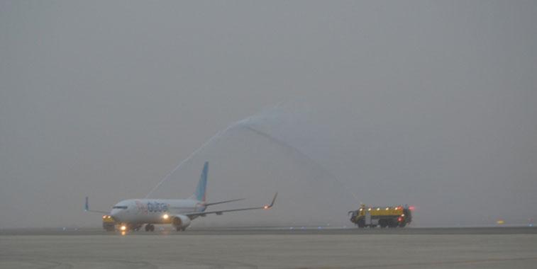 flydubai Dubai to Nejran 10 December