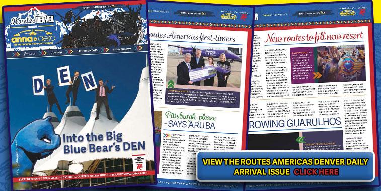 anna.aero Routes Americas Denver Daily - Arrivals