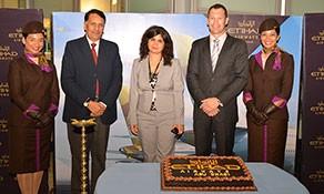 Etihad Airways starts Kolkata connections