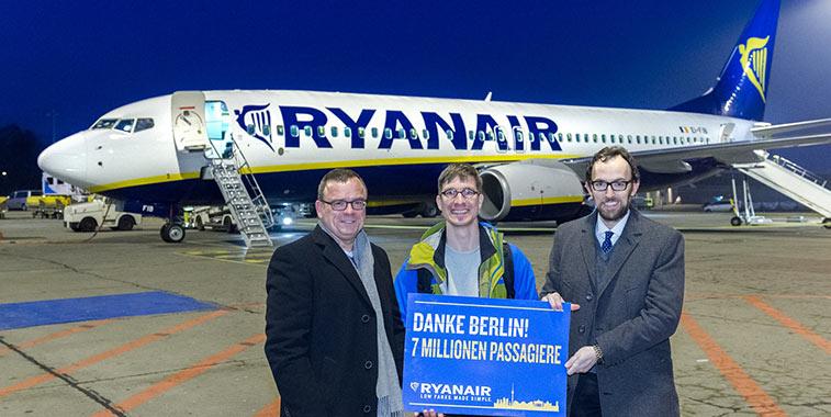 Ryanair Berlin Schönefeld Airport
