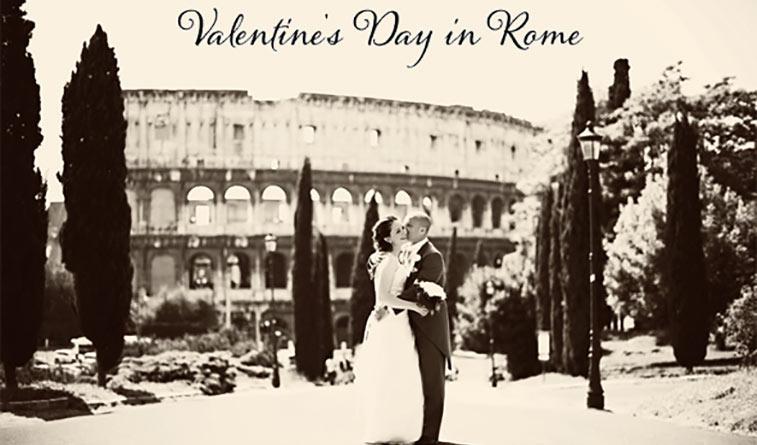 Valentines day Rome