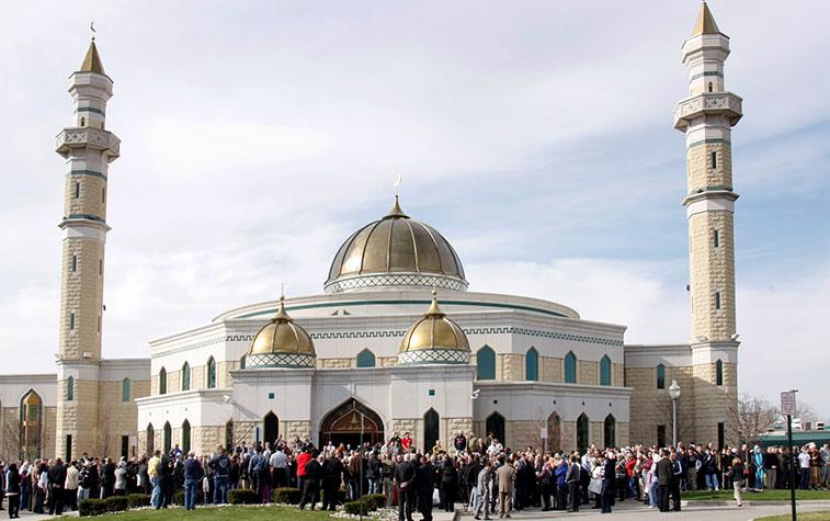 Detroit Islamic center