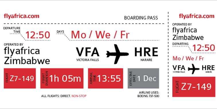 flyafrica departures
