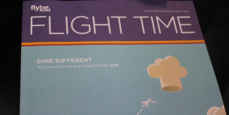 flybe inflight magazine