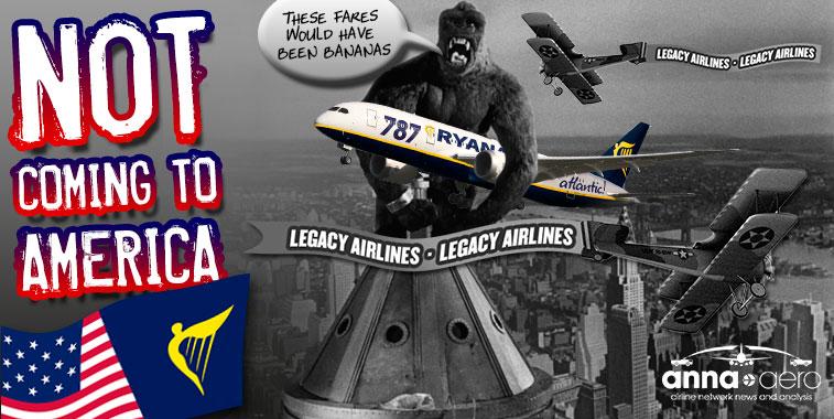 Ryanair King Kong