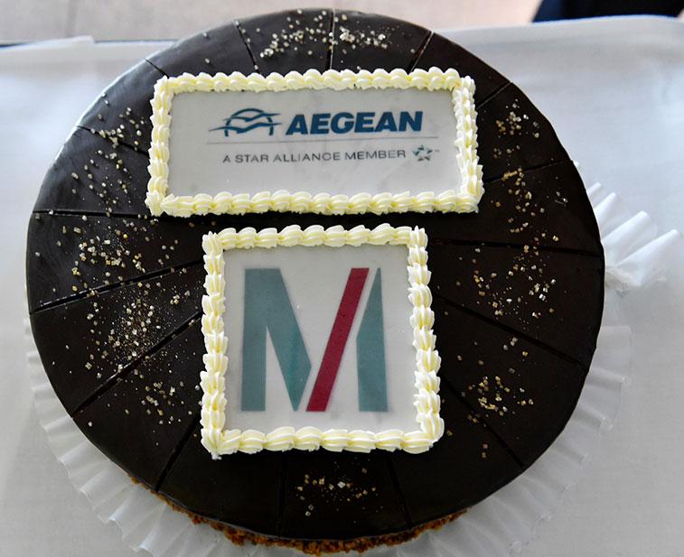 Aegean Airlines Larnaca to Munich