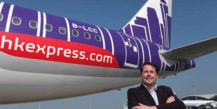 Andrew Cowen HK Express