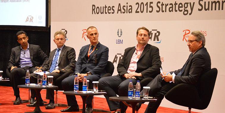 Andrew Cowen - Routes Asia