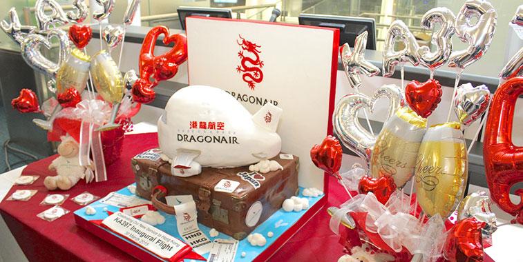 Dragonair Hong Kong to Tokyo Haneda