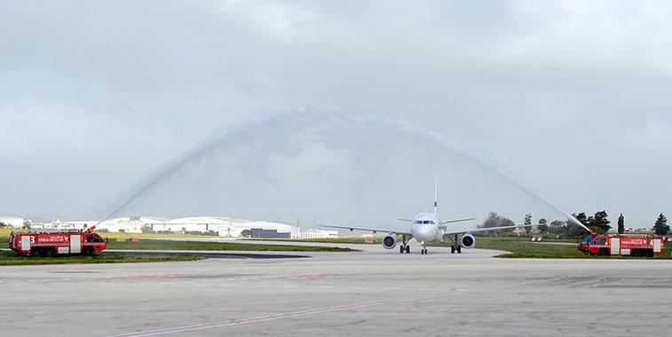 Finnair Helsinki to Malta