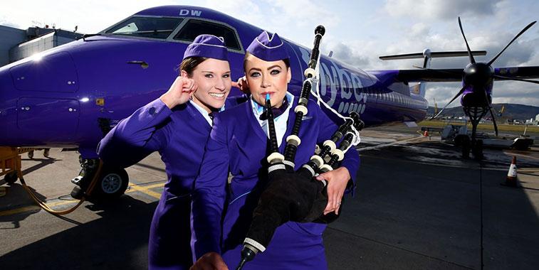 Flybe Aberdeen