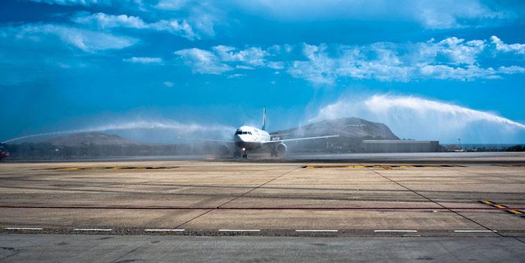 Gran Canaria Airport season 14-15