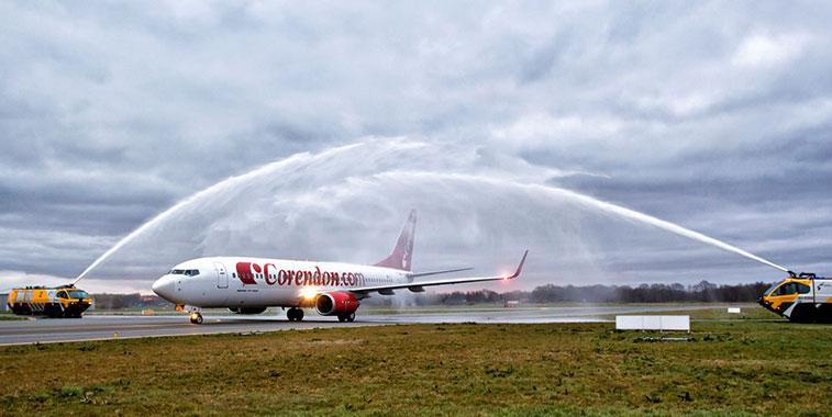 Groningen Airport - Cordendon Airways