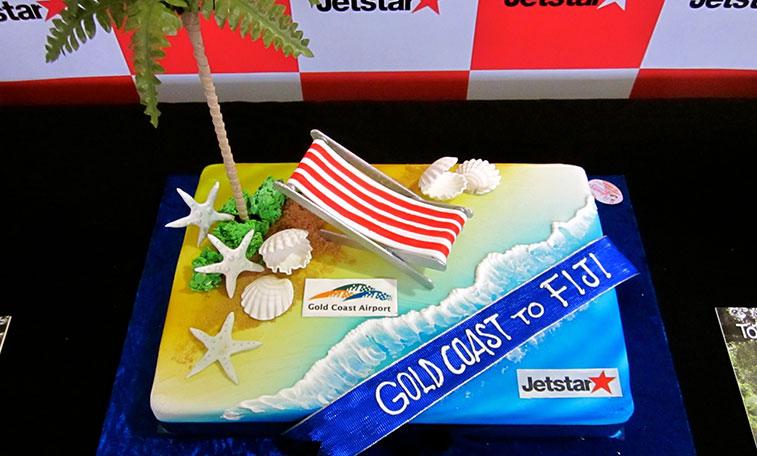 Jetstar Airways Gold Coast to Nadi