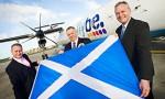 Edinburgh Airport passes 10m; Aberdeen Airport breaks passenger record again as easyJet (seats) and Flybe (flights) top Scottish rankings