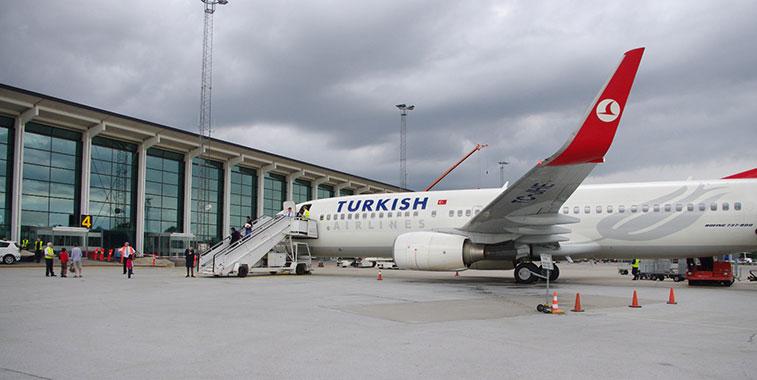 Turkish Airlines Aalborg