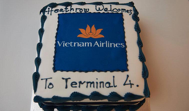 Vietnam Airlines Hanoi/Ho Chi Minh City to London Heathrow