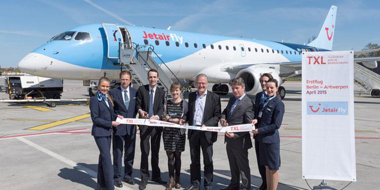 Jetairfly Antwerp