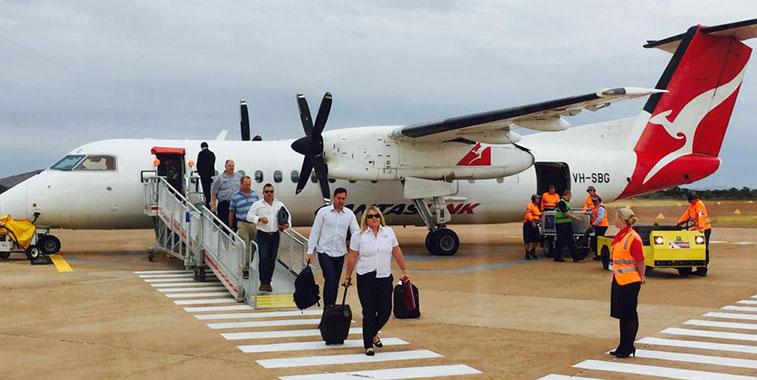 Qantas Whyalla