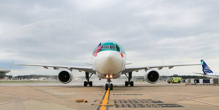 Aer Lingus Dublin to Washington Dulles