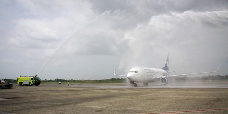 Aeromexico Mexico City to Panama City