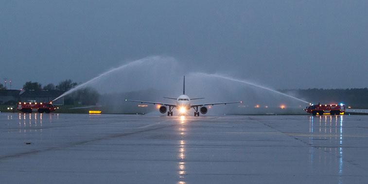 Air Cairo Hurghada to Hannover