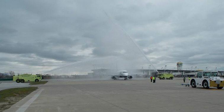 JetBlue Airways Boston to Cleveland