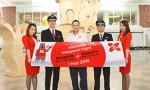 Thai AirAsia X begins third Japanese route