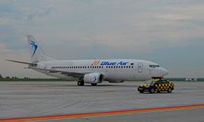 Blue Air commences third route to Milan/Bergamo