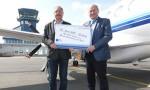 AIS Airlines makes a start on Münster/Osnabrück to Sylt service