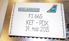 Portland Airport grew by 5.9% in 2014; Icelandair arrives from Reykjavik/Keflavik
