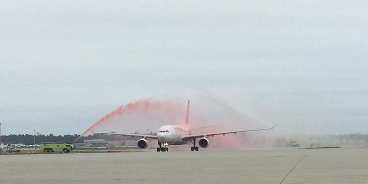 Turkish Airlines Istanbul Atatürk to Porto