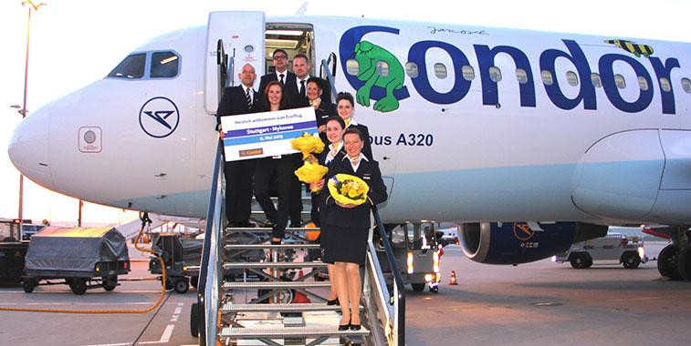 Condor Airways