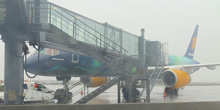 Icelandair Portland Airbridge