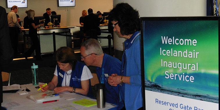 Icelandair return