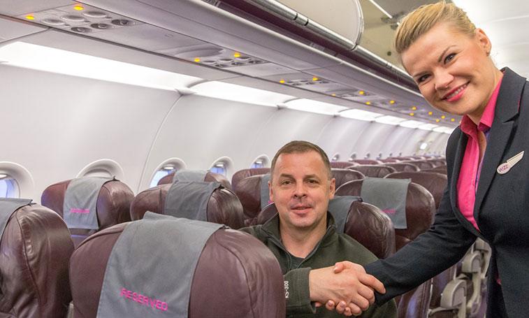 Wizz Air seat allocation