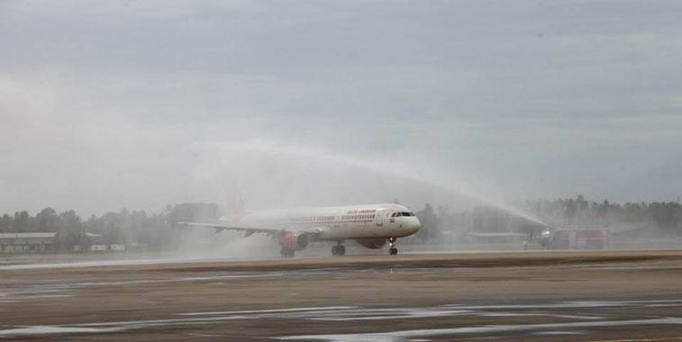 Air India Delhi to Colombo